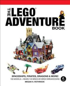Join Megs and Brickbot on another exciting tour of LEGO building in this second volume of The LEGO Adventure Book series. As they track the Destructor and rebuild the models he destroys, you'll follow