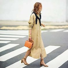 Fashion 2020, Fashion Models, Summer Outfits, Casual Outfits, Japanese Models, Asian Style, Spring Summer Fashion, Fashion Dresses, One Piece
