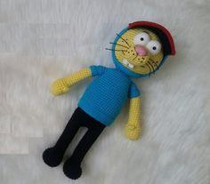 Crochet Disney, Smurfs, Christmas Ornaments, Toys, Holiday Decor, Handmade, Diana, Pattern, Activity Toys