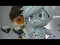 Overwatch - Nendoroid Tracer ねんどろいどトレーサー by Good Smile Company @ WF2017W