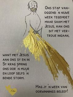 Evening Greetings, Goeie More, Afrikaans Quotes, Good Morning Messages, Special Quotes, Be Yourself Quotes, Words, White Outfits, South Africa