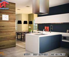 tủ bếp cao cấp TX1