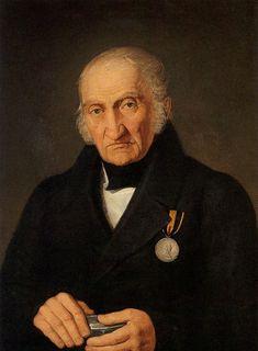 Podobizna pana Popeláře Autor: Mánes Václav (1793-1858)      Rozměr: 74 x 59,5 cm     Technika: Olej na plátně     Rok: 1839