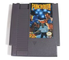 Punch-Out SNES Super Nintendo 1990 Retro Video Game by Retro8Games