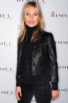 Kate Moss style - I have put my heart around this outfit