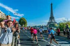 Marathon de Paris - Bing images