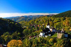 Špania dolina, Slovakia Places In Europe, Beautiful Places, Road Trip, Mountains, Nature, Travel, Naturaleza, Viajes, Road Trips
