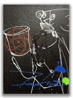 Futura 2000 Tree Branches, Art Inspo, Street Art, Art Pieces, Illustration, How To Make, Future Tense, Artworks, Art Work