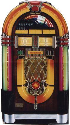 Wurlitzer Jukebox - 28