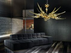 1000+ images about Lampadari strani - Peculiar chandeliers on ...