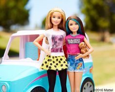 """🎀Pinterest @lauracindysuganda🎀 - Barbie (@barbie) on Instagram: """"Adventures with sisters are some of the most exciting! Tag your sibling below who you love to go…"""""""