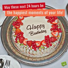 The Quest for the Perfect Birthday Message