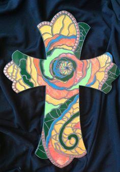 Melinda's Cross by Lisa Francis