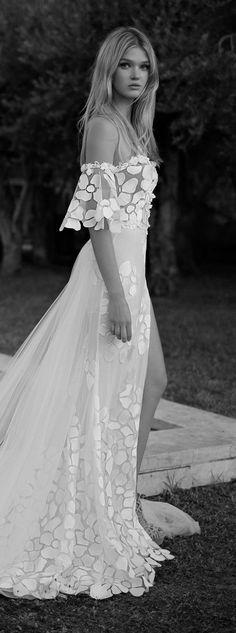 Wedding dress idea; Featured Dress: Idan Cohen