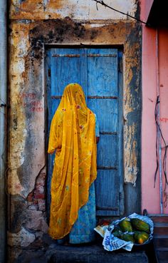 Photographer: ©Adam Rose, PEOPLE CATEGORY FINALIST, 2012 World Open of Photography, Photo Description: One in a series of environmental portraits taken in the colorful region of Rajasthan, India.