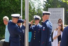 Traverse City Honors Fallen Men and Women with Memorial Day Cere - Northern Michigan's News Leader