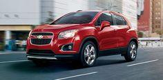 Red so pretty! Chevrolet Trax, Chevy, Cheap Cars, General Motors, Impala, Corvette, Vehicles, Classic, Pretty