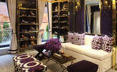 i want my home to look like a tory burch store