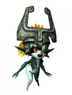 Midna- the pest!!!  Google Image Result for http://download.minitokyo.net/Legend.of.Zelda.361709.jpg
