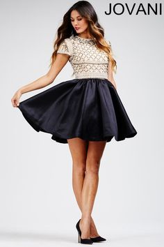 JOVANI 28700A Short Dress
