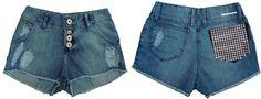 Ah o verão é época de aproveitar para abusar os shortinhos. #short #boyfriend #moda #lojavirtual #style   Loja Virtual: www.thaishipolito.com/shorts