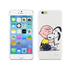 "Snoopy Series (AI6SNOO) Hardshell case for iPhone 6 (4.7"") #iLuv #iLuvSnoopy"
