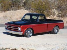 Chevrolet C10 Truck C10 Trucks, Chevrolet Trucks, Pickup Trucks, Jacked Up Chevy, Classic Chevy Trucks, Old Bikes, Chevy Pickups, Cars Motorcycles, Cool Cars