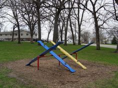 See-Saws/Teeter-toter So much fun if the other kid didn't jump off, and send you crashing down to the play ground. My Childhood Memories, Great Memories, I Remember When, Ol Days, My Memory, The Good Old Days, Back In The Day, My Children, The Past
