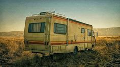 Every time I see an RV it makes me think about Breaking bad