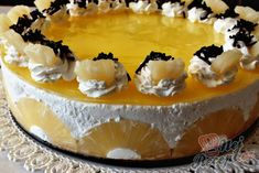 Ananas-Kokos-Torte ohne Backen Preparation of the recipe Pineapple and coconut cake without baking, step 1 Cupcake Recipes, Snack Recipes, Snacks, Healthy Cupcakes, Hungarian Recipes, Pumpkin Spice Cupcakes, Cinnamon Cream Cheeses, Fall Desserts, Ice Cream Recipes