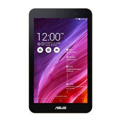 PC Factory • Tu centro tecnológico • Tablet.MeMO.Pad.7.Intel.Quad.Core.133.GHz.16GB.7.HD.Android.4.4.Negro $95k