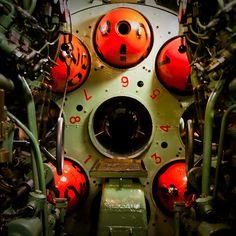 Submarine Interior by ehau78, via Flickr