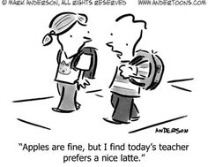 Humor for Teachers- Actually I will take chocolate!