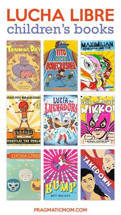Children's Books, Books To Read, Great Videos, Bolivia, Book Activities, Fun Learning, Libra, Presents, Wrestling