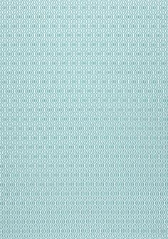 GEMMA, Aqua, W80766, Collection Solstice from Thibaut
