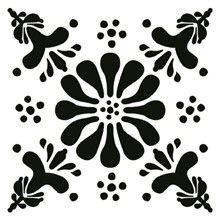 Sticker - Blomst fra Home Junkie