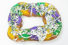 For the past 13 years, I've been making king cake for Mardi Gras