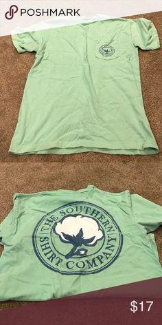 Southern Shirt Company Logo T-Shirt great used condition Southern Shirt Company Tops Tees - Short Sleeve