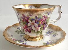 Taza de té Royal Albert China y platillo taza de té Set
