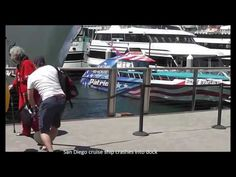 San Diego Whale Watching Boat Crashes Into Dock - Radass