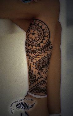 Temporary tattoos polynesian tattoos women leg, pol… – tattoos for women half sleeve Polynesian Tattoo Sleeve, Tongan Tattoo, Polynesian Tribal Tattoos, Tribal Tattoos For Women, Tattoos For Women Half Sleeve, Sleeve Tattoos For Women, Arm Tattoos For Guys, Tattoo Designs For Women, Samoan Tattoo