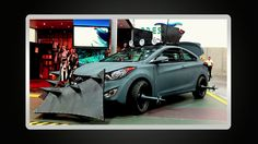 Hyundai bug out car.