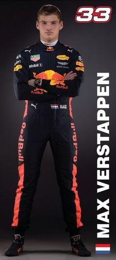 Red Bull Racing - Max Verstappen