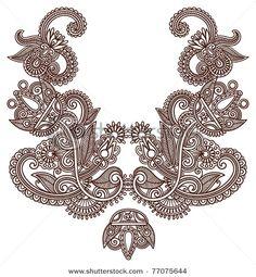 Swirl patterns