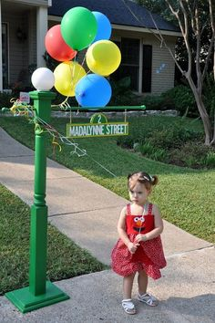 Scraplifter Designs - PROJECT Life - 365: Maddie's 2nd Birthday: A Sesame Street Party