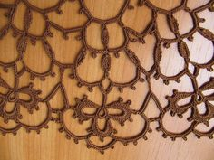 Clover-Leaf Doily by Lily No. 1600, Doilies to Treasure | Flickr