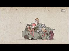 Hilarious Short Film Shows Everything Wrong With Smartphone Addictions Smartphone, Dumb People, Animation Film, Dumb And Dumber, Animated Gif, Videos, Cool Art, Aurora Sleeping Beauty, Shit Happens