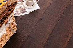 100% bamboeparket Solida van Moso Bamboe #CO2neutraal #ecologisch #vloer #hout
