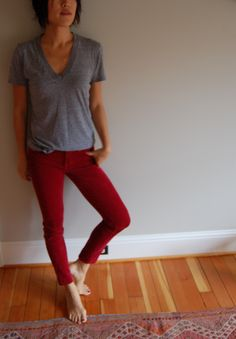 How to tame your skinnies - http://yoonanimous.com/2012/02/10/how-to-tame-your-skinnies/