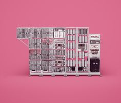 A Gorgeous Guide to the Earliest Computers | Motherboard